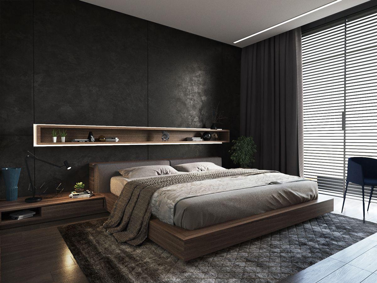 صورة صور غرف نوم مودرن , تجهيزات لغرف النوم على الموضة 4084 4