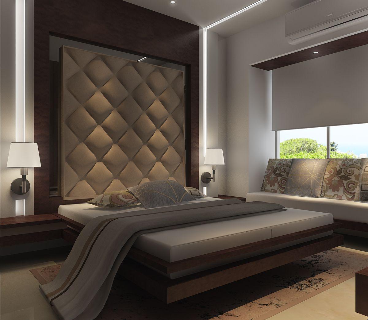 صورة صور غرف نوم مودرن , تجهيزات لغرف النوم على الموضة 4084