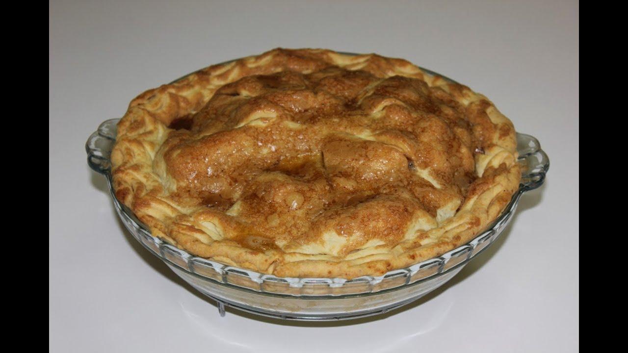 صورة طريقة عمل فطيرة التفاح , المقادير المظبوطة لعمل فطيرة التفاح