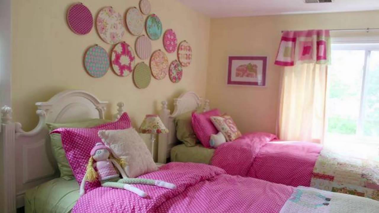 صورة صور غرف نوم بنات , تصاميم جميلة لغرف البنات