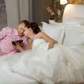 اجمل ليلة في العمر , العروس وليلة الدخلة