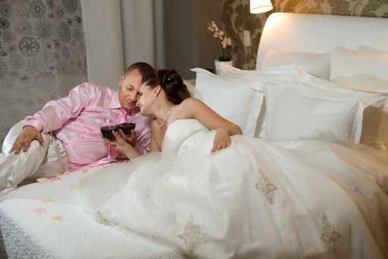 صورة اجمل ليلة في العمر , العروس وليلة الدخلة 11734