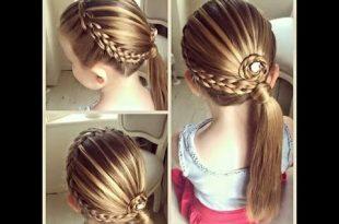 صورة أجمل الأطفال , تسريحة شعر للاطفال