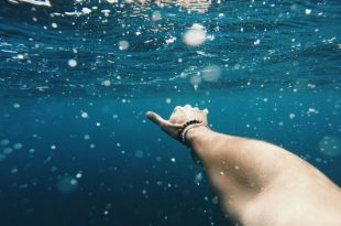 صورة حلم السباحة والعوم في المنام , السباحة في البحر في المنام