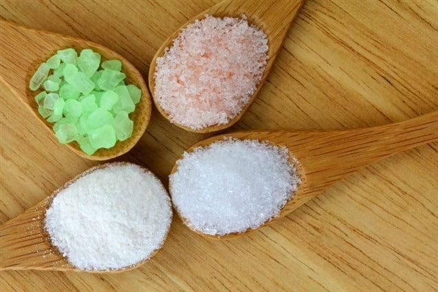 تعرف على فوائد الملح الانجليزى فوائد الملح الانجليزي كلام نسوان