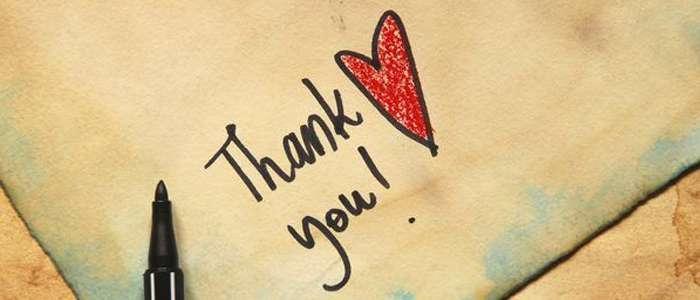 رسائل لها معنى , رسالة شكر بالانجليزي - كلام نسوان