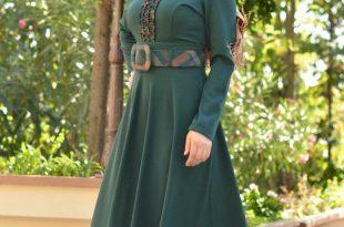 صورة حجاب ولا اروع , ملابس وفساتين محجبات
