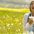 اعراض وعلاج الحساسية الموسمية  ,حساسية الربيع