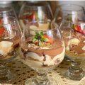 احلى واطعم وصفات حلويات في كاسات باكثر من نكهة , حلى كاسات فخم