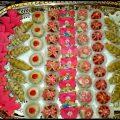 طريقه صنع حلويات المناسبات ,حلويات الافراح بالصور والطريقة