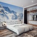 رسم على جدران غرف النوم