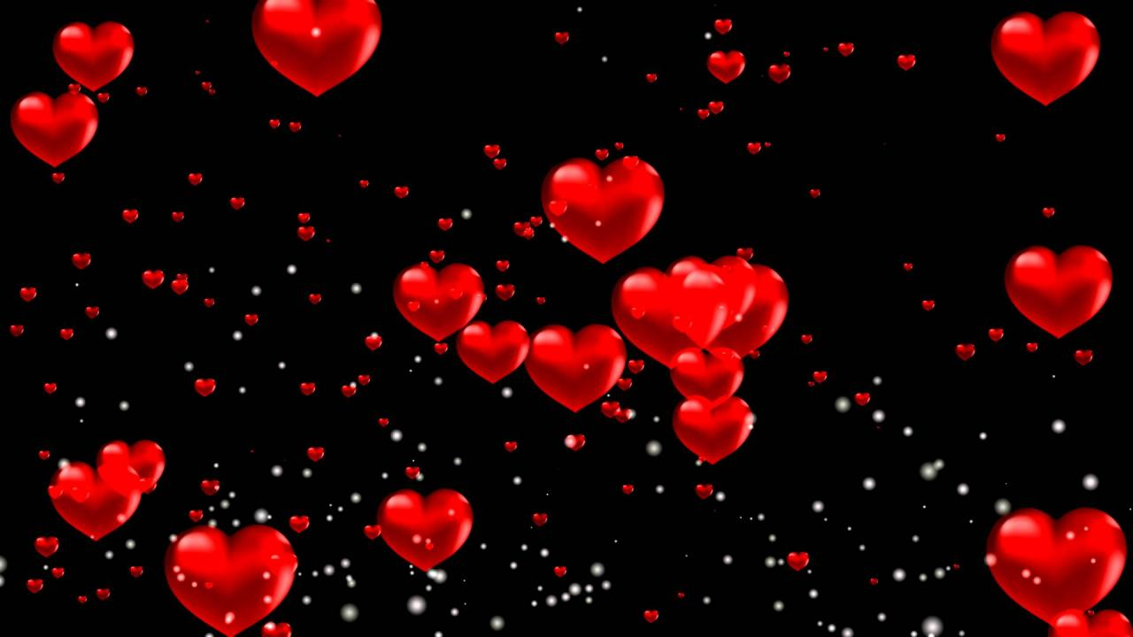 صورة قلوب الحب متحركة 12543 5