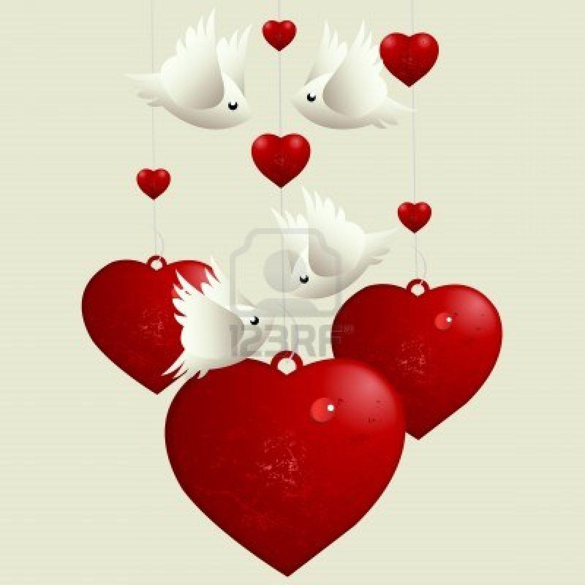 صورة قلوب الحب متحركة 12543