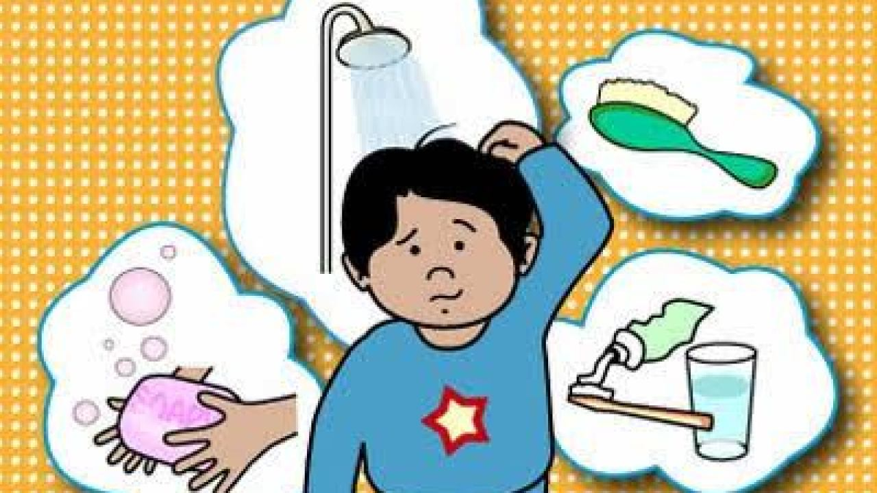 بحث حول النظافة بالفرنسية كلام نسوان