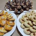 طريقة عمل حلويات العيد