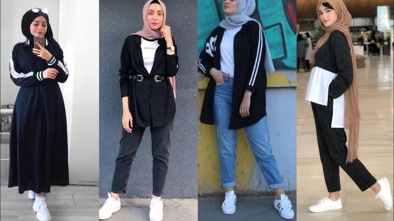 صورة ملابس سوداء للمحجبات 12336 2