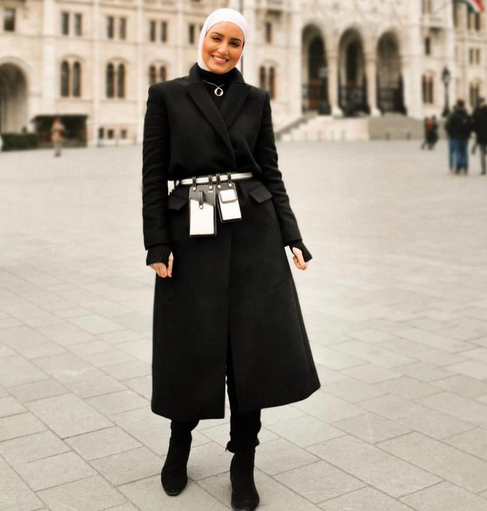صورة ملابس سوداء للمحجبات 12336 4