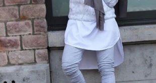 صورة ملابس محجبات كاجول ،  احدث مودلات كاجول للمحجبات 4981 3 310x165
